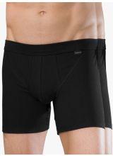 2-Pack Boxershorts Schiesser Cotton Essentials Authentic Shorts
