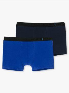Schiesser 95/5 Shorts 2 pack